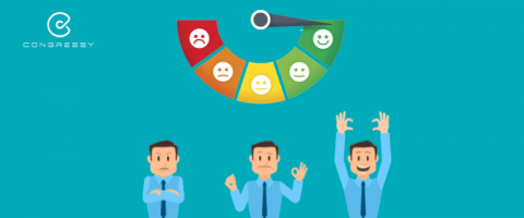 Net Promoter Score (NPS) extraia insights valiosos para eventos