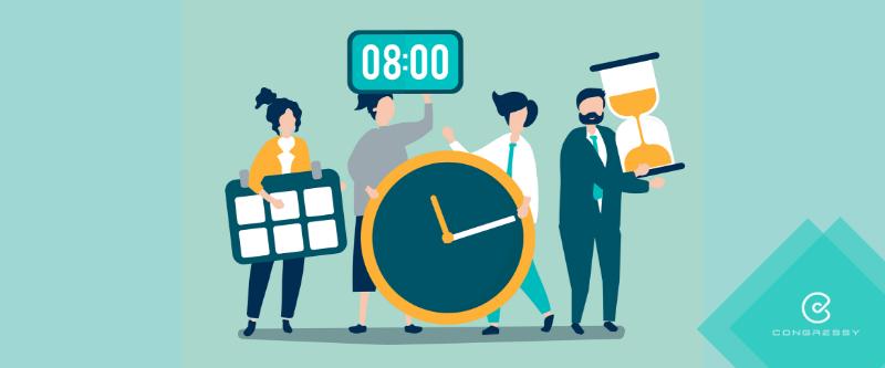 7 ferramentas para a organização de eventos